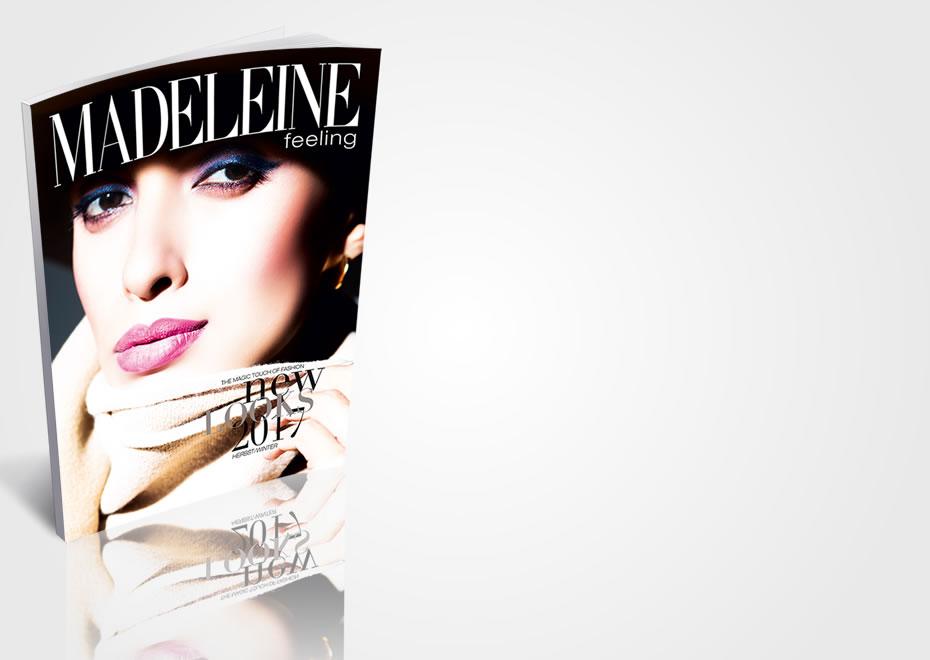 Madeleine for Comdemande de catalogue gratuit
